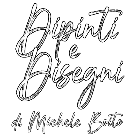 Dipinti e Disegni di Michele Boito